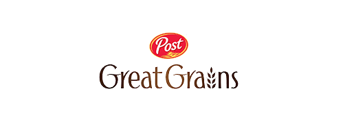 NEW POST® GREAT GRAINS® DIGESTIVE BLEND CEREALS HELP YOU FEEL BALANCED INSIDE AND OUT