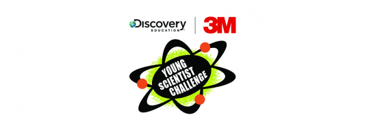 DISCOVERY EDUCATION AND 3M ANNOUNCE 2015 SCIENCE COMPETITION WINNER