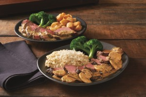 Roasted Sirloin Array