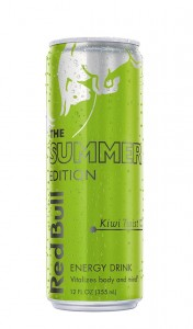 Red Bull Summer Edition Kiwi Twist